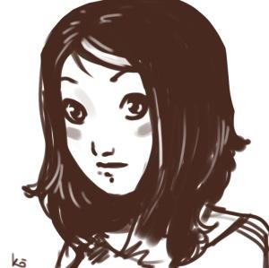 Autoportrait Kness