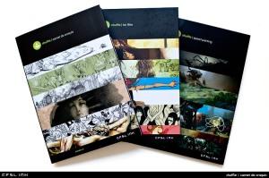 Artbooks Shuffle