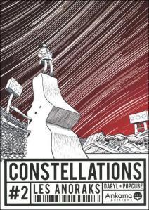 Couverture de Constellations : Les Anoraks